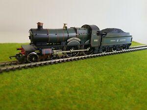 Hornby GWR 4-4-0 Loco County Class 'County of Denbigh'- R584