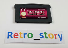 Nintendo Game Boy Advance GBA Pink Panther Pinkadelie Pursuit PAL