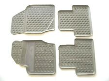 03 04 05 06 07 08 09 10 11 12 13 14 VOLVO XC90 GRAY RUBBER ALL SEASON FLOOR MATS