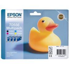 Cartouches d'encre cyan Epson pour imprimante avec offre groupée