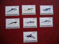 COMORO Is  2009 Dolphin    MNH Set  Unused stamps Nice lot