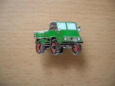 Pin Anstecker Unimog 411 Bulldog Traktor Schlepper 7045
