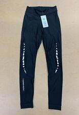 LG Louis Garneau Mat Ultra Women Tights Black / XL New