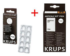 Krups XS 3000 Cleaning Tablets Coffee Machine XS3000 - 10