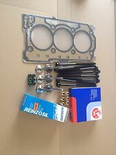 VOLKSWAGEN POLO ENGINE REBUILD KIT 1.2 AWY BMD  VW RINGS VALVES GASKET GUIDE