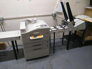 Oki Pro-Color 900 DP High Speed Printer and Envelope Press