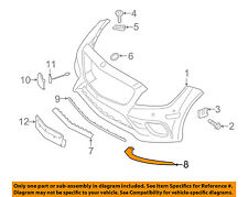 New Genuine Mercedes-Benz Tow Eye Cap 21888507239040 OEM