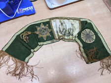Victorian Ancient Order of Foresters decorative Ceremonial Masonic silk Sash