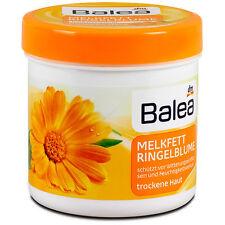 Balea Milking Fat Cream - Marigold - 250ml - For Dry Skin - Origin Germany