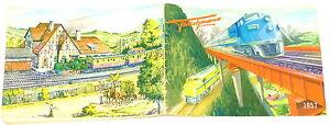 Fleischmann Catalogue 1957 Å