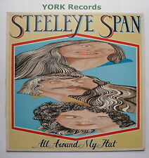 STEELEYE SPAN - All Around My Hat - Excellent Con LP Record Chrysalis CHR 1091