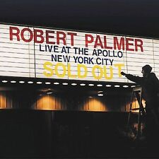 PALMER  ROBERT - LIVE AT THE APOLLO - CD - NEW