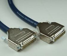 D Sub 25 pin to D Sub Van damme cable Yamaha Format  2m