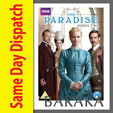The Paradise Season Series 2 DVD R4 BBC New & sealed Emun Elliott