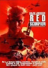 Red Scorpion (DVD, 2006) Dolph Lundgren Action Film