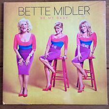 "Bette Midler - Be My Baby  7""  Vinyl Sealed"