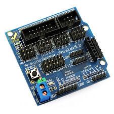 Sensor Shield V5 V5.0 For Arduino APC220 Bluetooth Analog Module Servo Motor