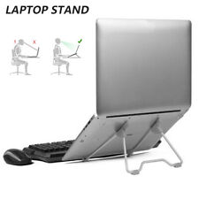 Adjustable Laptop Notebook Table Stand Tray Lazy Foldable Computer Desk