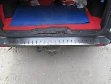 Rear Bumper Protector Stainless Steel Scuff Plate fit Opel Vivaro 2001-2014