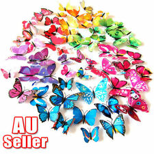Butterfly 3D Living Room Wall Stickers