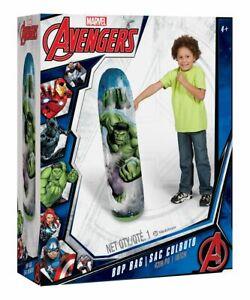 Hedstrom Entertainment 42 in. Avengers Hulk Bop Bag