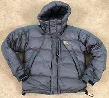 MOUNTAIN HARDWEAR HARDWARE SUB ZERO DOWN Mens Jacket Medium Hooded CONDUIT SL