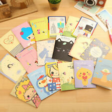Cartoon  Cover Book Kids Stationery Planner Notepad Diary Notebook