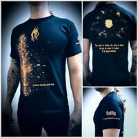 "HALLIG T-Shirt L ""A Distant Reflection of the Void"" Dissection Opeth Uada Skogen"