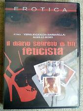 Il Diario Segreto di un Feticista - erotica - DVD come nuovo