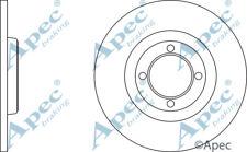 Disques De Frein Avant (Paire) Pour Triumph Herald Genuine APEC DSK272