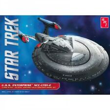 "AMT Star Trek Big 1 1400th Scale 19"" Long USS Enterprise Ncc1701 - E"