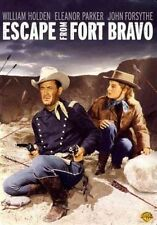 Escape From Fort Bravo 0883929005123 DVD Region 1