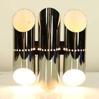 Wand Leuchten Zugschalter Lampen Design Tubular Wall Lamps Denmark 60er - 70er