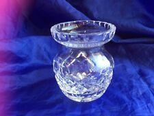 Waterford crystal  mustard jar Honey pot Marmalade No Lid 21815 Giftware
