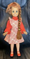 1971 Ideal CRICKET GROW HAIR DOLL - Green Eyes - Crissy Family