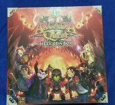 Arcadia Quest: Inferno - Hell of a Box Kickstarter Exclusive CMON KSE stretch
