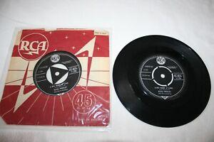 "Elvis RCA 45 7"" single Big Hunk O Love 1136 Tri centre black label Lge Dot G/VG"