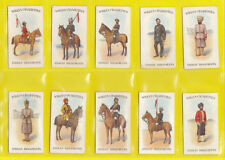 Overseas Issue Military/War Collectable Cigarette Cards