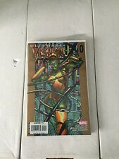 Marvel's Ultimate Vision #0-5 Complete Series Near Mint