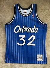 Shaquille O'Neal Orlando Magic Mitchell & Ness Authentic Throwback Jersey Large
