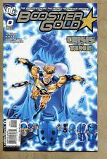 Booster Gold #0-2008 vf+ 8.5 Jurgens Blue Beetle (Ted , Jaime , Dan) Geoff Johns