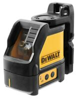 Dewalt DW088CG 2 Way Self-Levelling Green Cross Line Laser Level