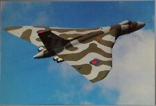 Vulcan Association VA Postcard no.5 XH558 - The Worlds last flying Vulcan