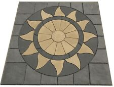 Aztec Sun patio 3m x 3m Slate Grey/Buff inc Infil  Inc Del (some exceptions)