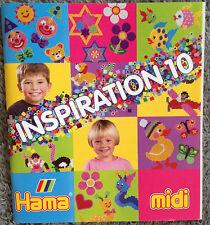 Inspiration 10 - Hama - Bügelperlen / Stiftplatten - Vorlagen - Midi Perlen 5mm