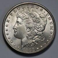 1900 P US Morgan Dollar $1 KM# 110 AU/UNC   Coin +Lustre