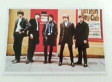 "THE ROLLING STONES - Jagger Richards Jones Wyman Watts 6""X4"" Band Photo Reprint"