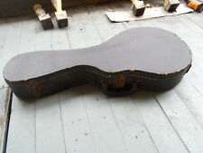 Vintage Gibson F5 Mandolin Original Case Purple Inner
