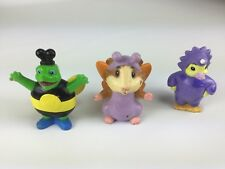 Wonder Pets figure lot TUCK  LINNY  MING  toy Costumes boat cake topper 4