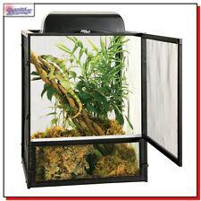 Best Screen Habitat for Reptile Tank Cage Lizard Snake Amphibian Python